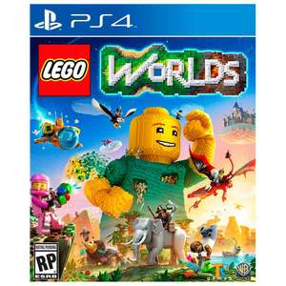 Elektra Online: Lego Worlds PS4 + Envío Gratis