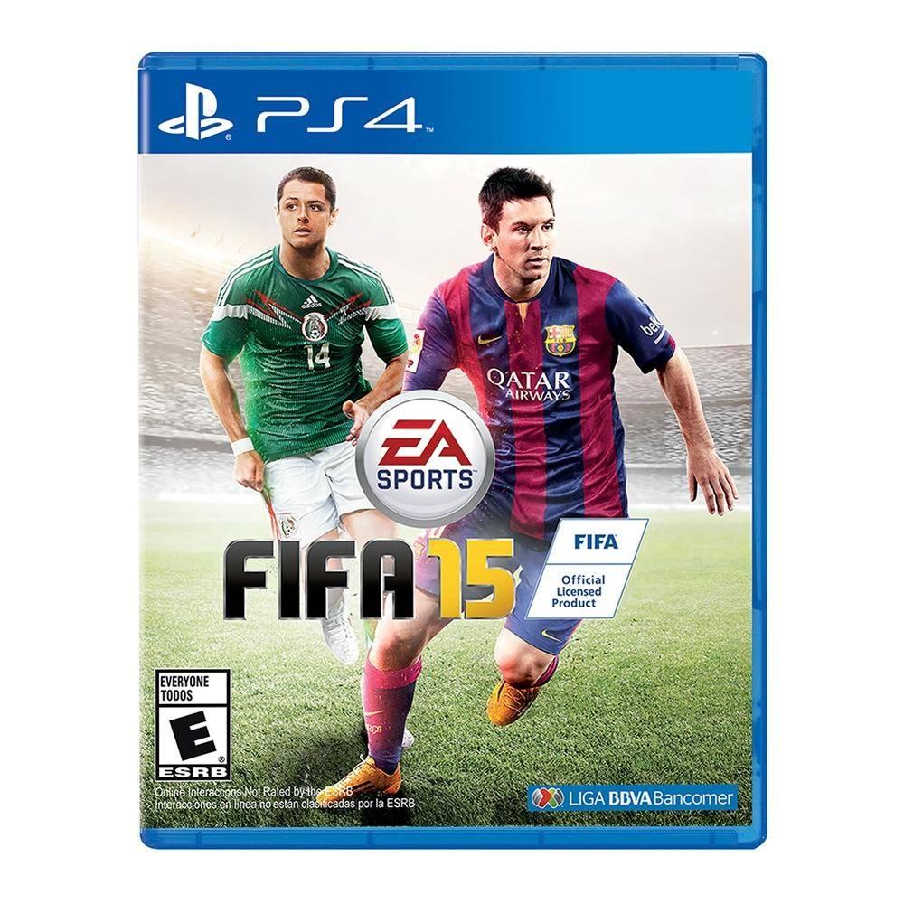 Walmart: FIFA 15 PS4