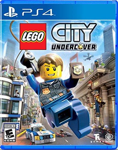 Amazon: Lego City Undercover PS4