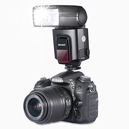 Amazon: Oferta Relampago Flash Marca  Neewer TT560 Flash para camaras Nikon Panasonic Etc