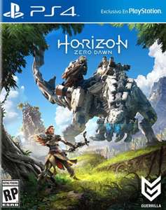 Mixup: PS4 Horizon Zero Dawn