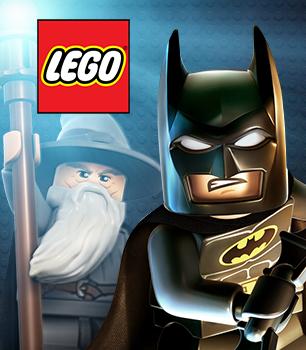 Steam: videojuegos de LEGO a $45 (Marvel, Batman, Señor de los Anillos, Harry Potter)