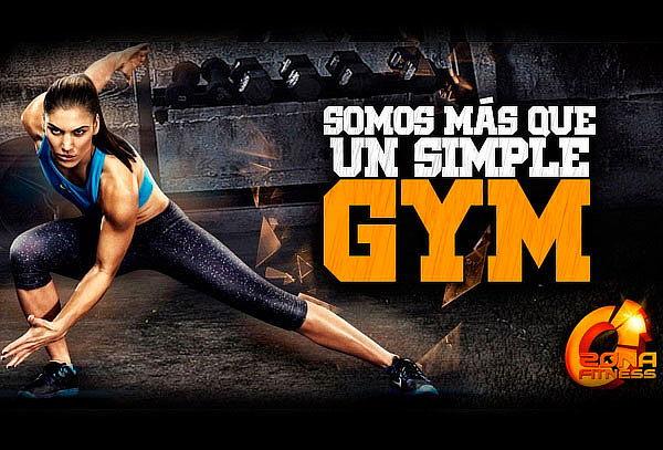Cuponatic: Zona Fitness Multiclub Anualidad 3999 (Oferta Relámpago)