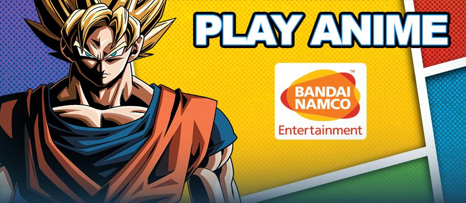 Steam: Bandai Namco Play Anime