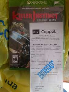Coppel: Killer Instinct, edición definitiva