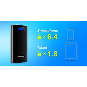 Amazon: Powerbank ADATA 20000 mAh