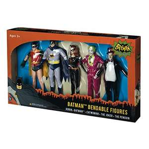 Amazon: NJ Croce Pack Batman clasico