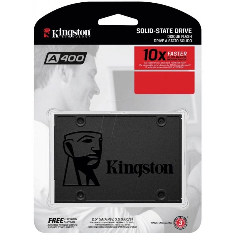 AliExpress: SSD Disco Duro Estado Solido Kingston 120gb A400