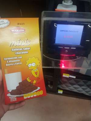 Waltmart: Galletas The Simpsons