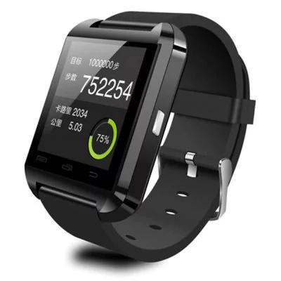 GearBest: U8 Smartwatch Watch  -  BLACK ya con envío