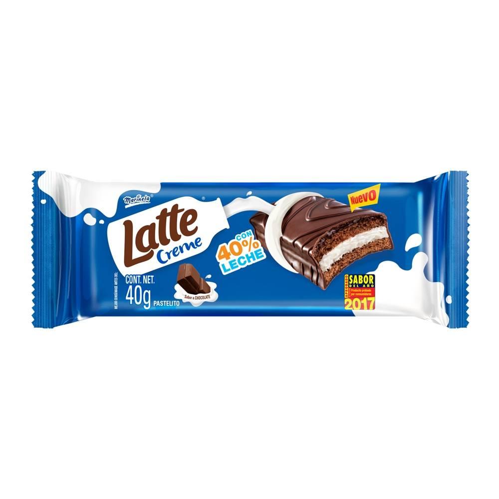 Walmart: pastelitos Latte Creme 40gr a 2 x $9