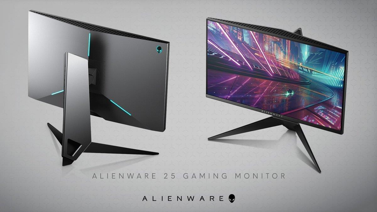 "Newegg: Alienware AW2518HF 24.5"" FreeSync Gaming Monitor"