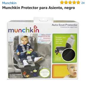 Amazon: ¡Protector de autoasiento 276 pesitos! Normal +700