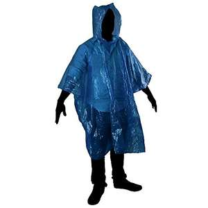 Amazon: Impermeable para emergencias