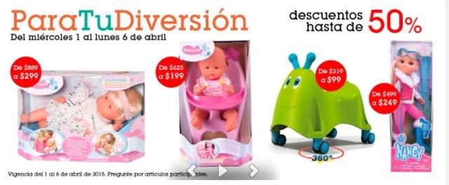 Sears: hasta 50% de descuento en juguetes seleccionados