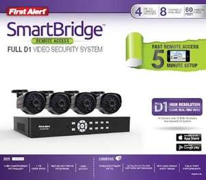 Home Depot: Kit de Cámaras de seguridad Smart Bridge