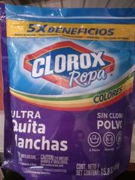 Bodega Aurrerá: Clorox quita manchas $ 5.01