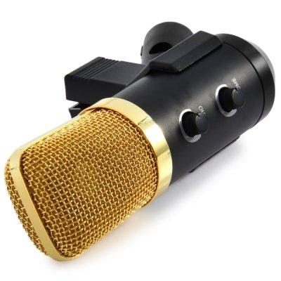 Amazon: INLIFE Profesional Micrófono de Condensador con Soporte para el PC, Ordenador Portátil  segun OFERTA-RELAM