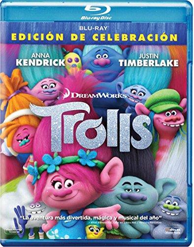 Amazon: Trolls [Blu-ray]