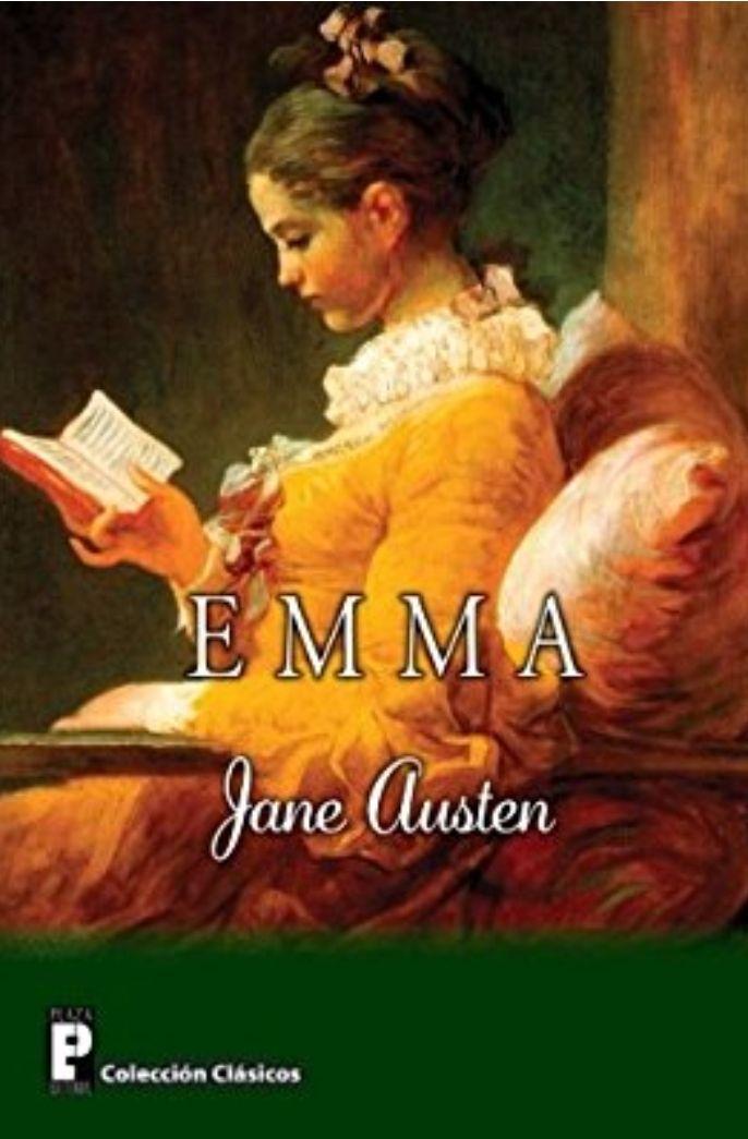 """Amazon (libro físico): Novela """"Emma"""" (de la autora de -orgullo y prejuicio-). (Prime)."""