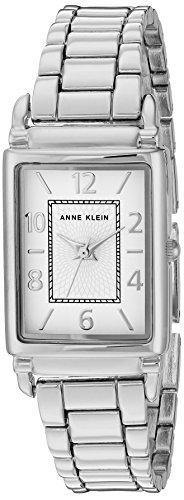 Amazon: Anne Klein AK2401WTSV Reloj de Diseñador para Mujer