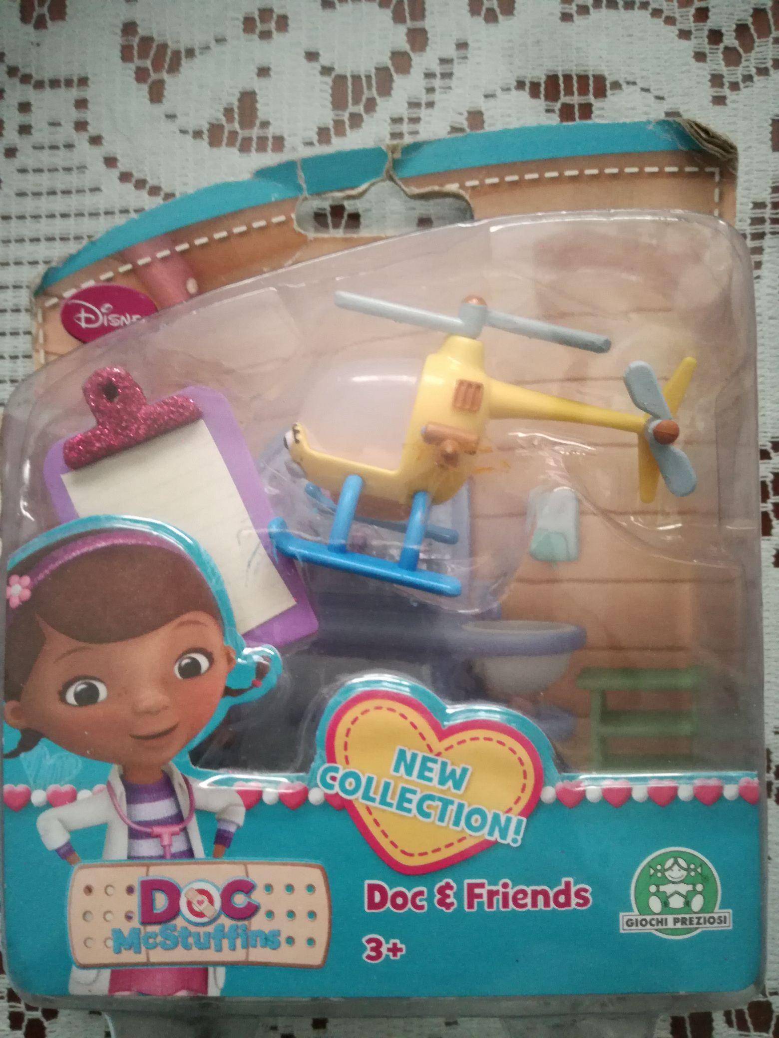 Walmart: doctora juguetes $9.01 doc & friends y  mumbai caramelo $10.01
