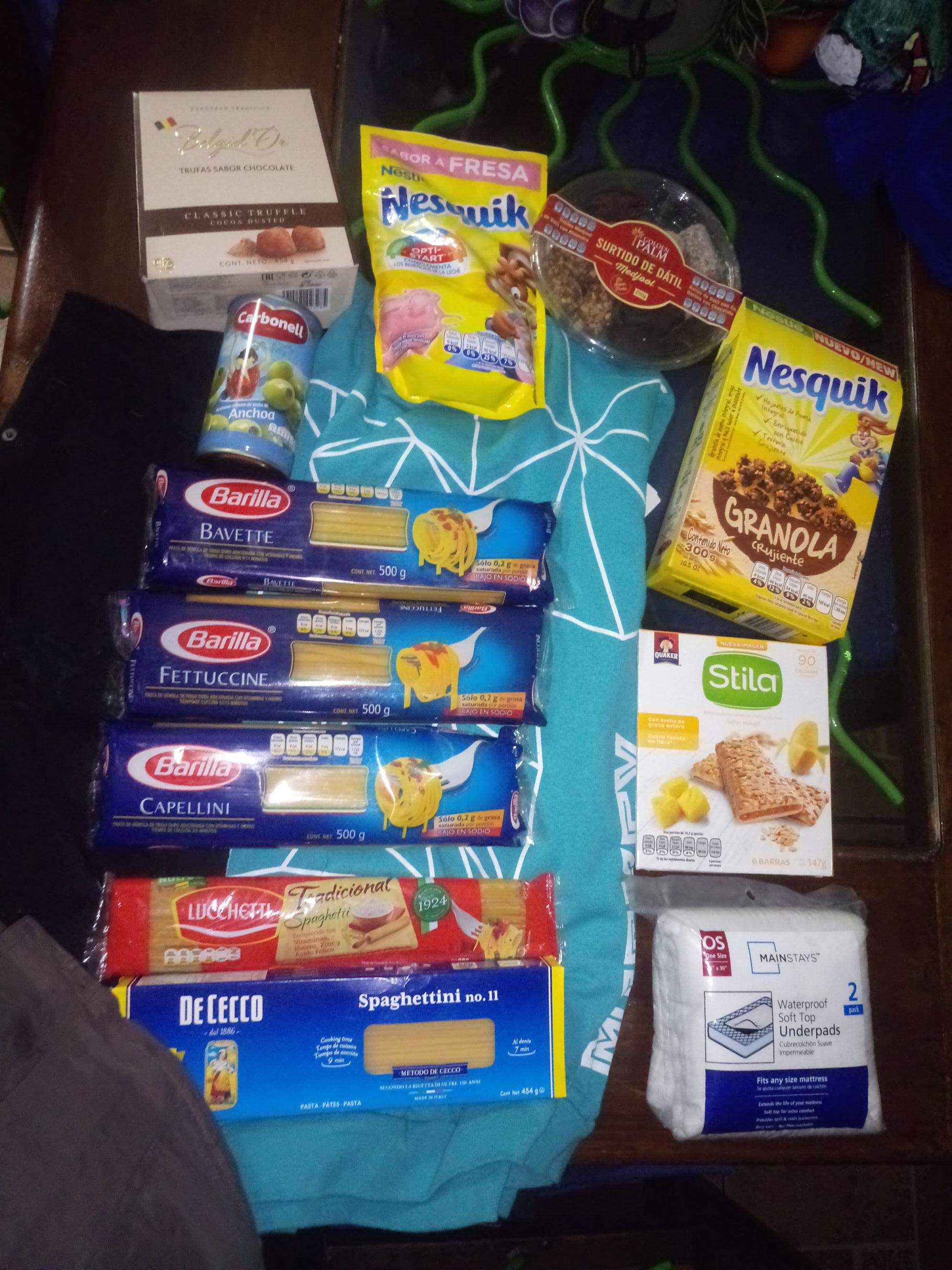 Walmart Pilares Metepec: Nesquik granola 300gm  en $5 pesos