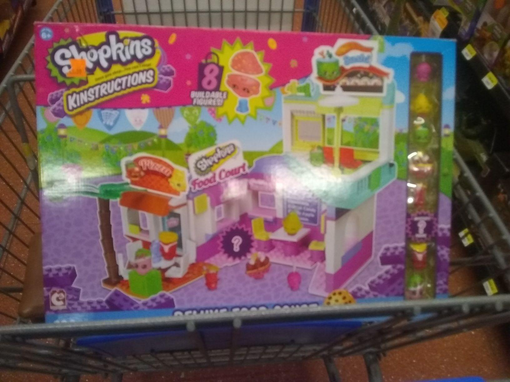 Walmart Shopkins food última liquidación