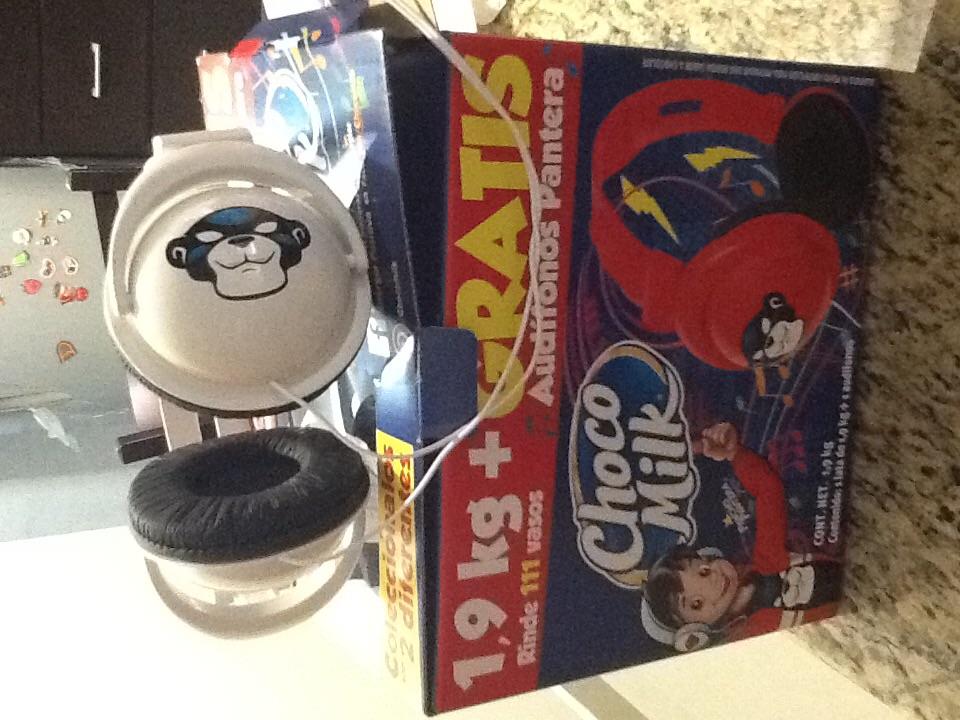 Sam's Club: Audífonos gratis en la compra de una lata de Chocomilk