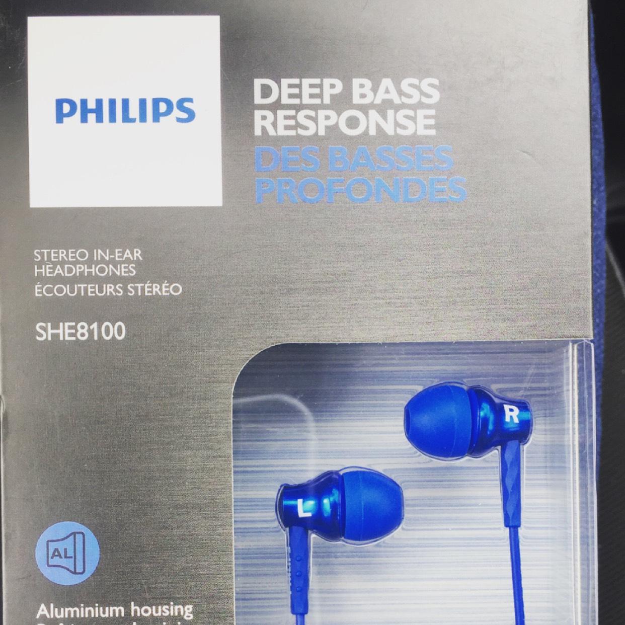 Bodega Aurrerá: Audífonos Philips SHE8100 $95.01
