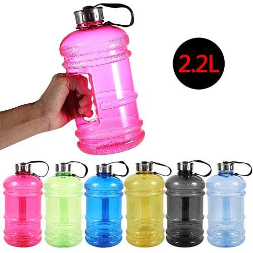 Amazon: Oferta Relampago Botella de 2.2 L para la sed [Aplica PRIME]