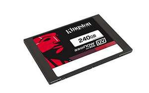 AMAZON: SSD KINGSTON 240GB a 1369. Vendido y Enviado por Amazon Mexico