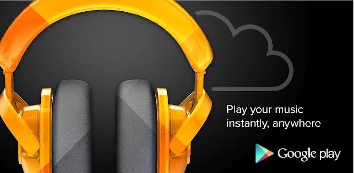 Google Play Music: guarda en la nube 50,000 canciones gratis