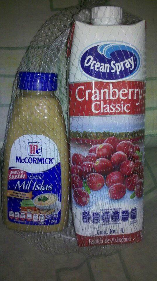 Walmart: jugo de arandano Ocean Spray