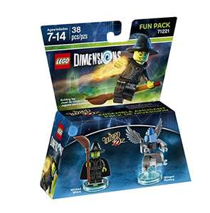 Amazon: LEGO Dimensions Fun Pack Wizard Of Oz Wicked Witch
