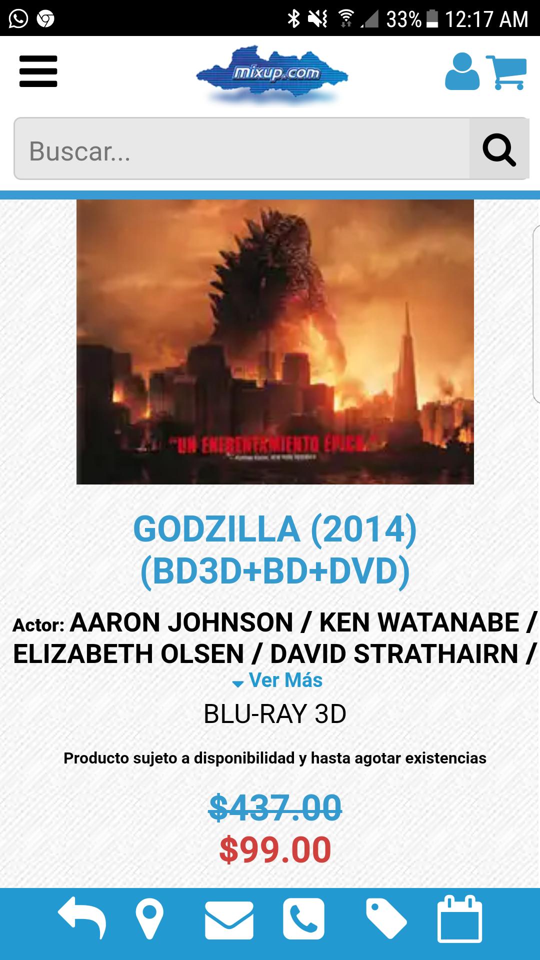 Mixup: película con 3 formatos diferentes BR-3D, BR Y DVD,