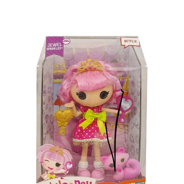 Walmart línea: muñeca Lalalopsy $225