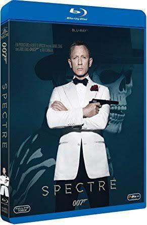 Amazon: 007 Spectre Bluray