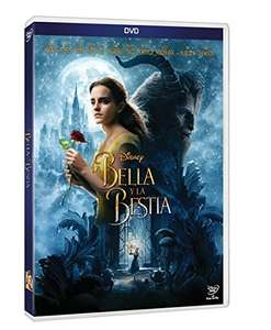 Amazon: DVD La Bella y la Bestia.