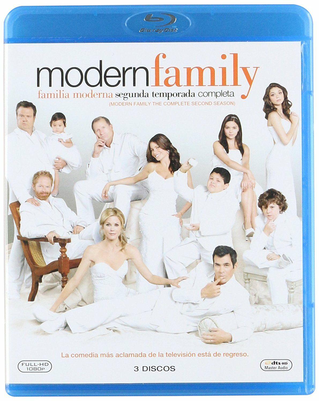 Amazon: Modern Family Temporada 2 en Blu-ray