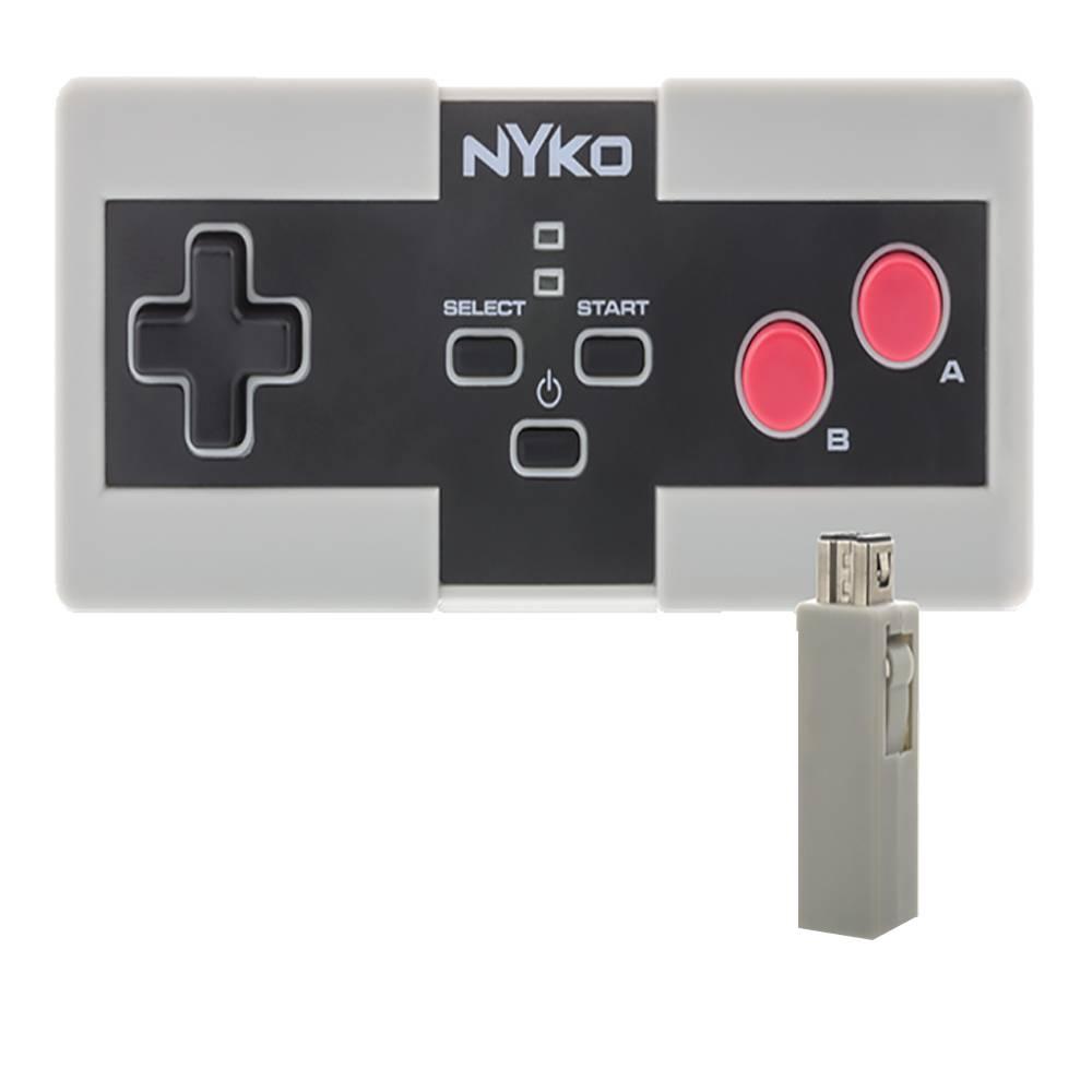 Walmart: Control Inalámbrico Miniboss Nyko de Pilas AAA para NES Classic Edition