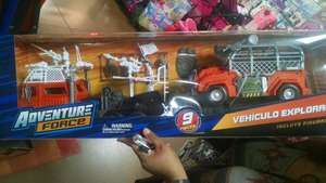 Walmart novena: adventure force vehículo de exploracion