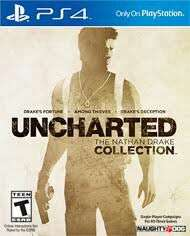 Elektra Online: Uncharted The Nathan Drake Collection PS4 de 1199 pesos a 360 pesos