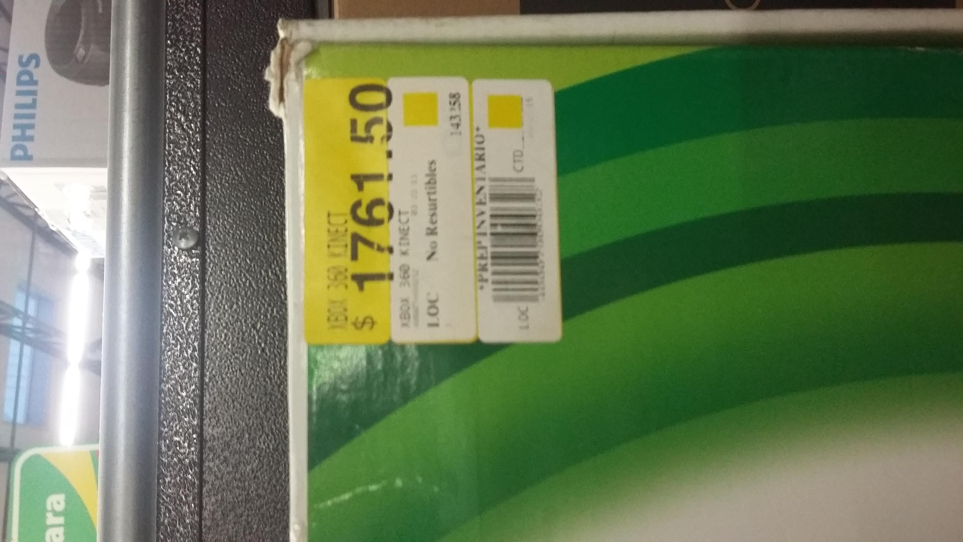 Bodega Aurrerá: Xbox 360 de 4GB con Kinect a $1,762 (reacondicionado)