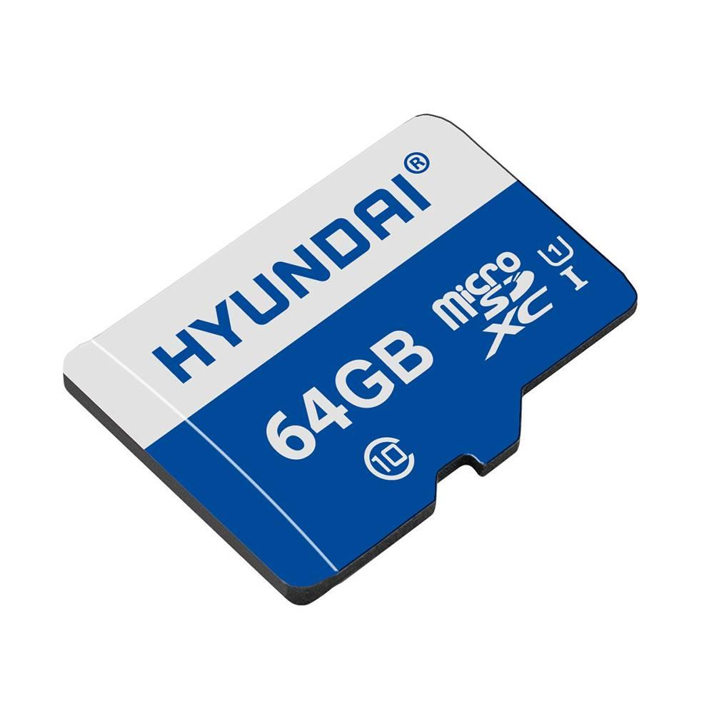 Walmart: Tarjeta Micro SD Hyundai 64GB Clase 10