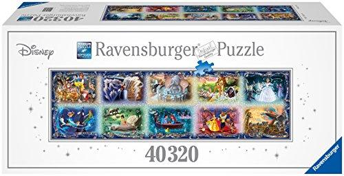 Amazon: Ravensburger Rompecabezas Disney Momentos Inolvidables.