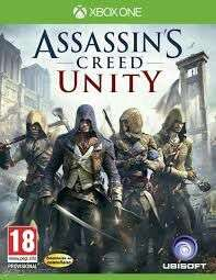 Cdkeys: Assassin's Creed Unity Xbox One