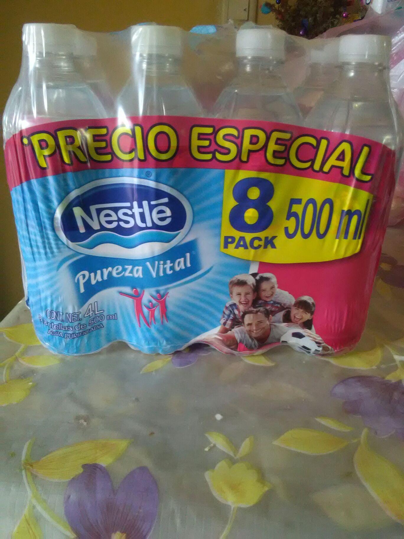 Bodega Aurrerá: Paquete de agua Nestlé