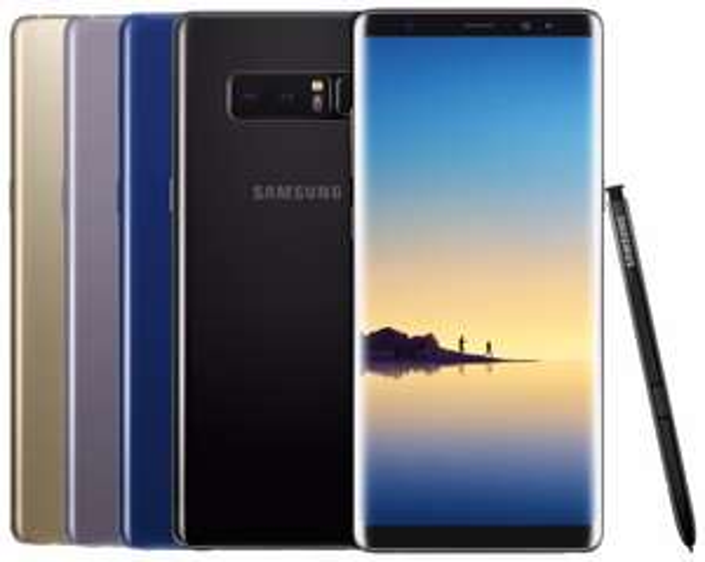 Amazon Mx: Galaxy Note 8 128gb Telcel