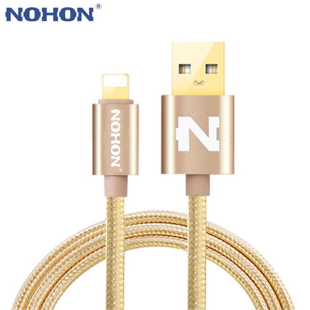 Aliexpress: USB Iphone Carga Rapida Original NOHON